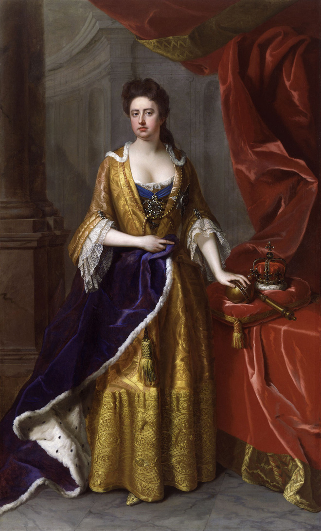 Nữ hoàng bi kịch nhất Vương quốc Anh: 17 lần mất con, bị người tình đồng tính nguyền rủa, chết vì bệnh béo phì - Ảnh 6.