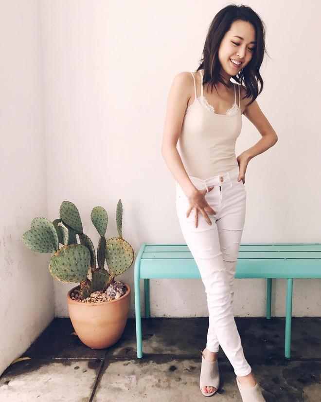 Dù là chân dài hay ngắn, thì liệu bạn có chắc mình đã tìm đúng kiểu quần jeans nịnh dáng nhất chưa? - Ảnh 11.