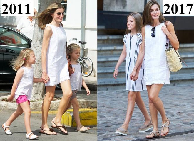 Giống công nương Kate, Nữ hoàng Tây Ban Nha chỉ chuộng những hãng đồ bình dân và chẳng ngại mặc đi mặc lại một mẫu - Ảnh 13.