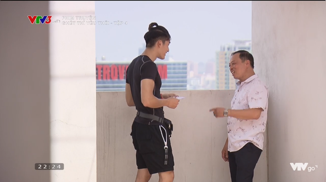 Ghét thì yêu thôi: Buôn lậu đồ cổ, NSƯT Chí Trung bị giang hồ sờ gáy, đánh bầm dập - Ảnh 9.