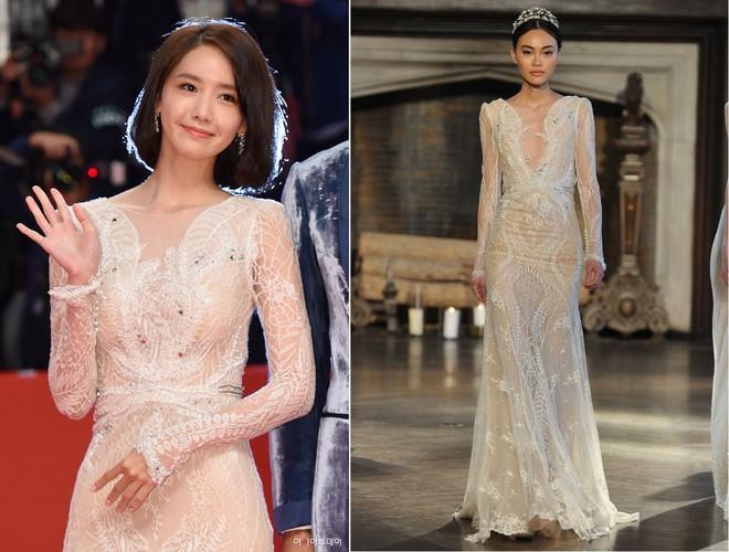 Dương Mịch, Phạm Băng Băng, Angela Baby… chính là những người đẹp rất hay chỉnh sửa váy áo hàng hiệu cho bớt sexy - Ảnh 13.