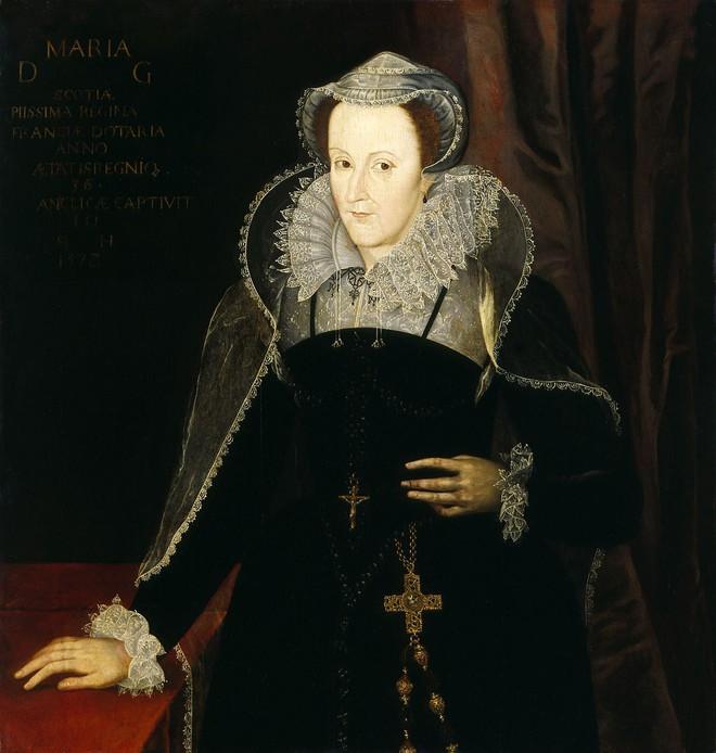 Cuộc đời bi kịch của Nữ hoàng Scotland: 6 ngày tuổi lên ngôi, 3 lần mất chồng, bị chị họ cầm tù 19 năm và tuyên án tử  - Ảnh 2.