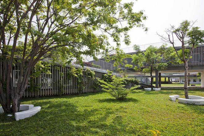 Cận cảnh ngôi trường mầm non ở Đồng Nai được xếp hạng đẹp nhất thế giới - Ảnh 16.