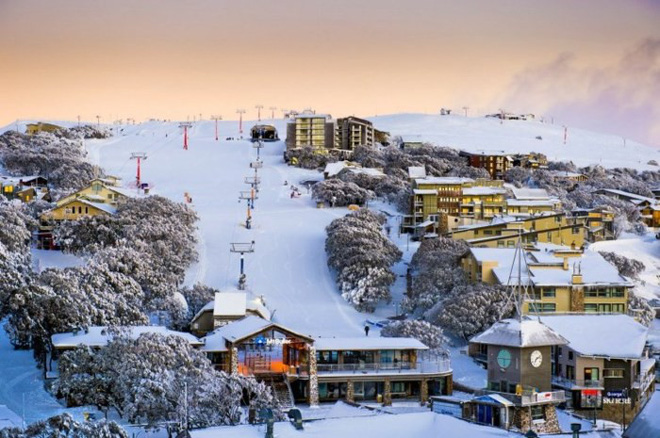 Ngất ngây với những hình ảnh tuyết rơi đẹp lung linh trên khắp thế giới - Ảnh 30.