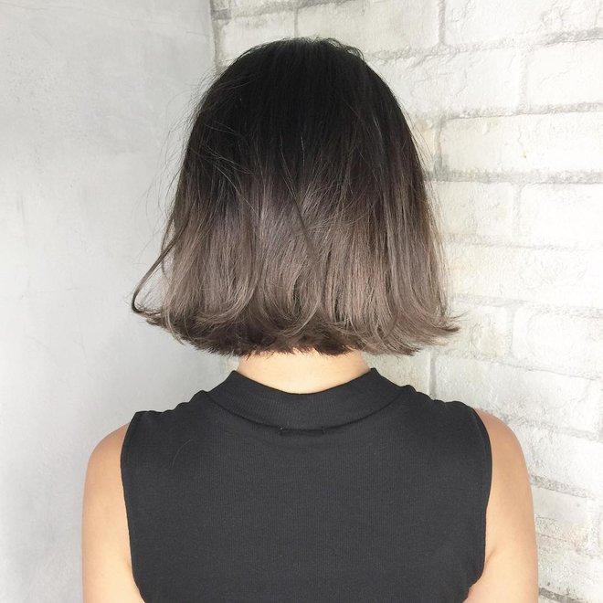 4 màu tóc khói mà nàng công sở nhuộm thoải mái không sợ nổi - Ảnh 15.