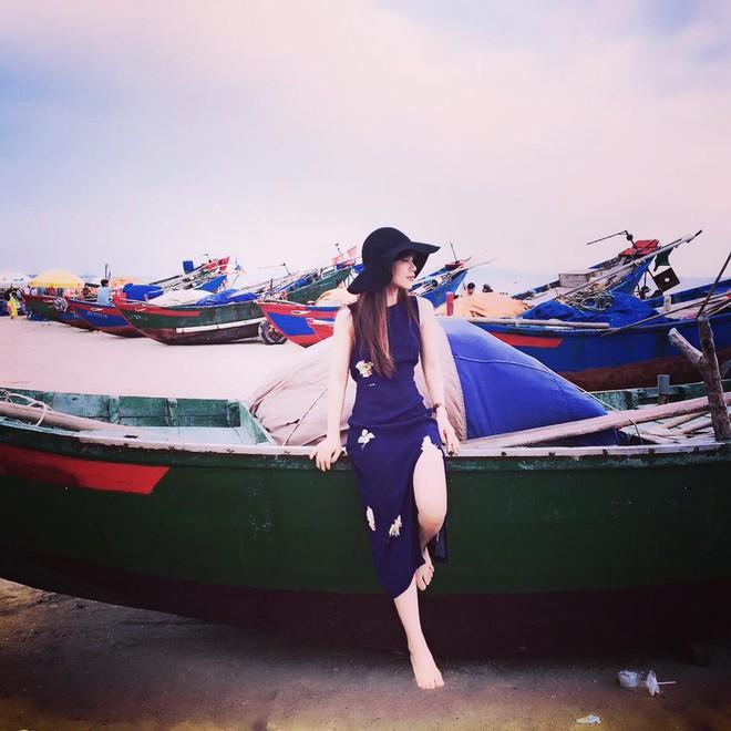 Chân dung Hoài Lê, người chị dâu giàu có nhưng giản dị, rất thân thiết với Hồ Ngọc Hà - Ảnh 15.