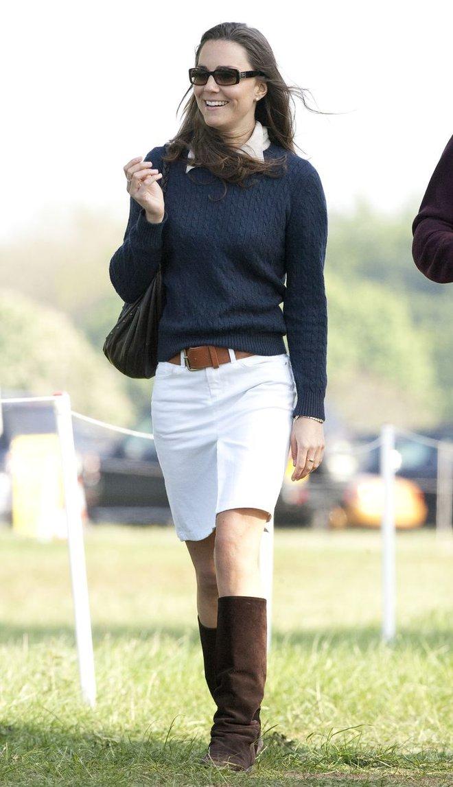 Liệu có ai tò mò về phong cách thời trang hồi chưa là Công nương của Kate Middleton - Ảnh 14.