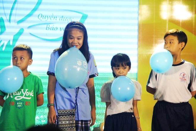 Cái Tết trung thu ý nghĩa của 350 trẻ em có hoàn cảnh đặc biệt khó khăn trên địa bàn TP.HCM - Ảnh 4.