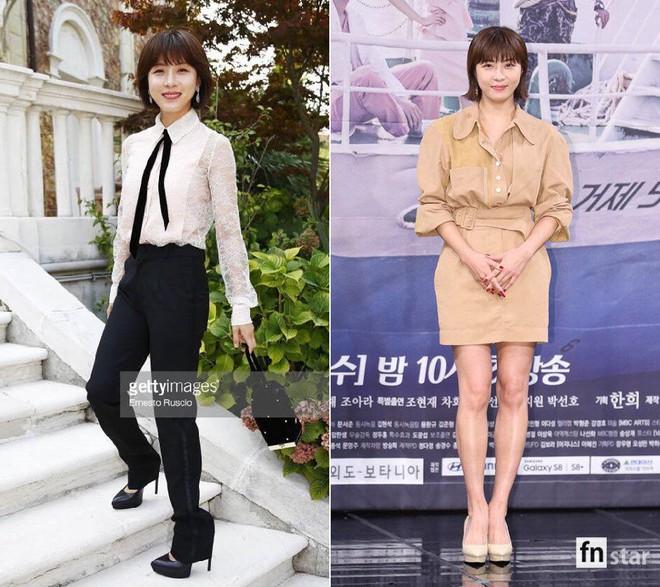 4 người đẹp không tuổi xứ Hàn: người trẻ trung như thuở còn teen, người lại nhạt nhòa thiếu điểm nhấn - Ảnh 17.