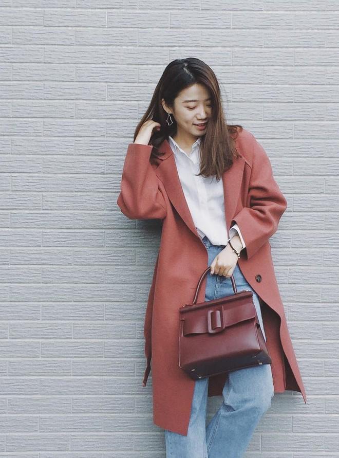 Áo khoác dài + quần ống rộng: Combo mặc kiểu gì cũng đẹp cho mùa đông năm nay - Ảnh 14.