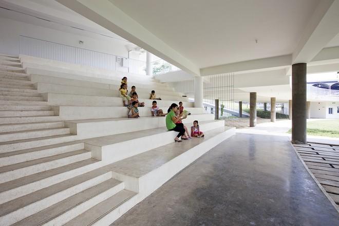 Cận cảnh ngôi trường mầm non ở Đồng Nai được xếp hạng đẹp nhất thế giới - Ảnh 17.