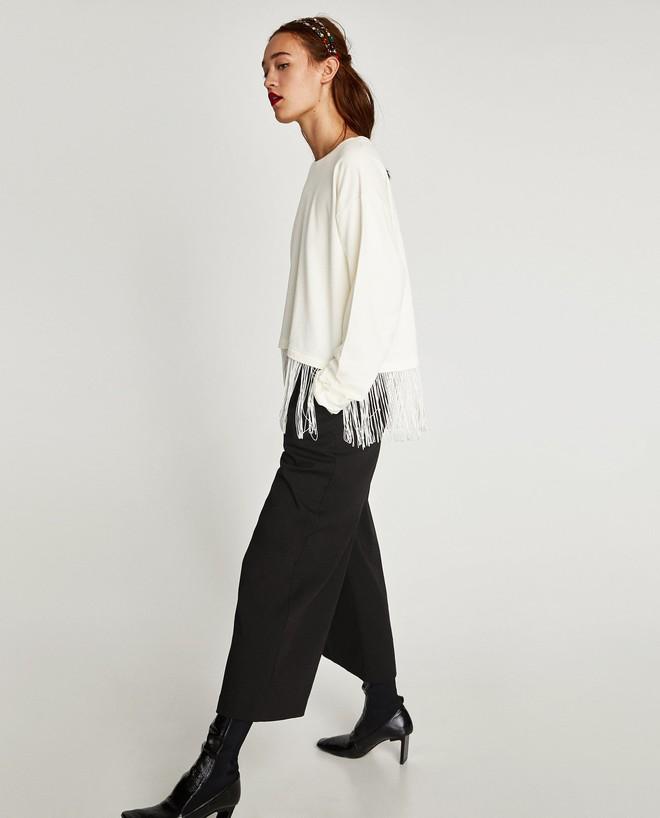 Zara sale 50% và đây là những mẫu áo len, áo nỉ mà các nàng phải vợt ngay kẻo hết size - Ảnh 20.