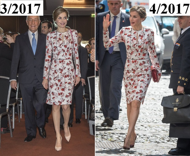 Giống công nương Kate, Nữ hoàng Tây Ban Nha chỉ chuộng những hãng đồ bình dân và chẳng ngại mặc đi mặc lại một mẫu - Ảnh 16.