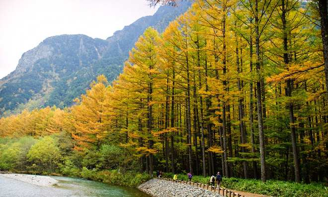 Một vòng Trái đất những địa điểm tuyệt đẹp để du ngoạn mùa thu - Ảnh 17.