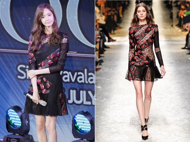 Dương Mịch, Phạm Băng Băng, Angela Baby… chính là những người đẹp rất hay chỉnh sửa váy áo hàng hiệu cho bớt sexy - Ảnh 15.