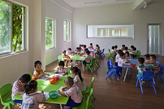 Cận cảnh ngôi trường mầm non ở Đồng Nai được xếp hạng đẹp nhất thế giới - Ảnh 18.