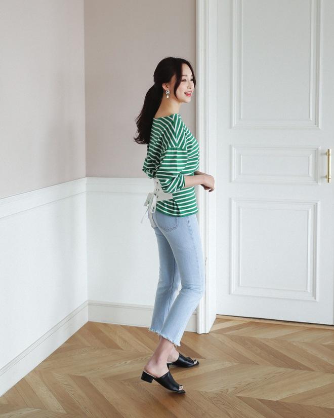 Áo liền corset – mẫu áo mới mà nàng nào mặc vào cũng eo thon tức thì - Ảnh 19.