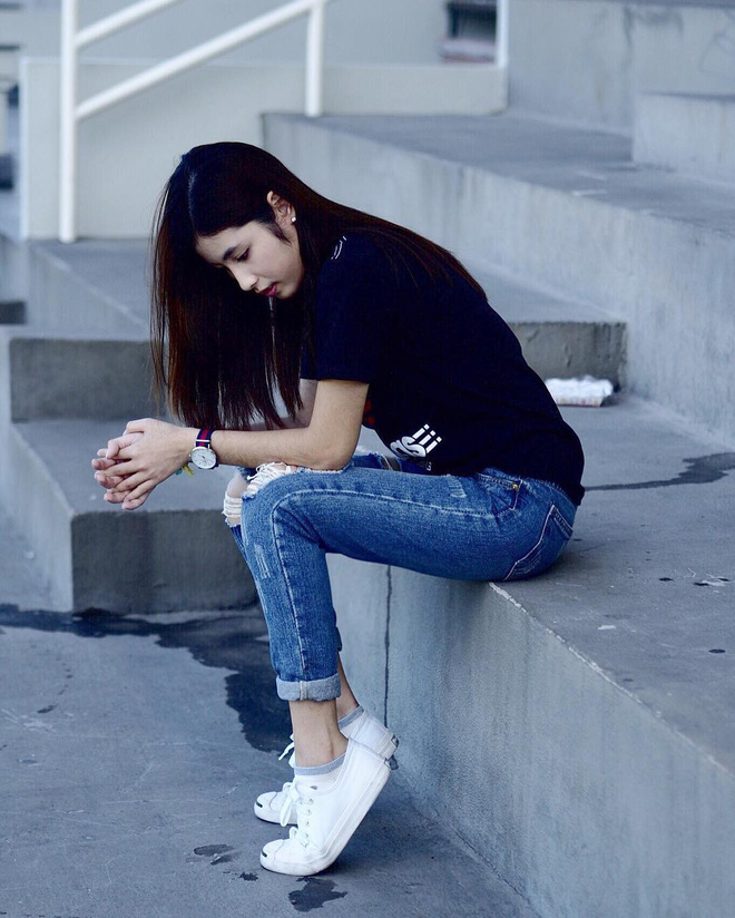 Dù là chân dài hay ngắn, thì liệu bạn có chắc mình đã tìm đúng kiểu quần jeans nịnh dáng nhất chưa? - Ảnh 13.