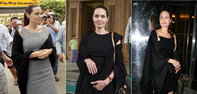 2 bí kíp đơn giản giúp định hình gu thời trang thanh lịch mà chẳng sợ lỗi mốt từ Angelia Jolie - Ảnh 17.