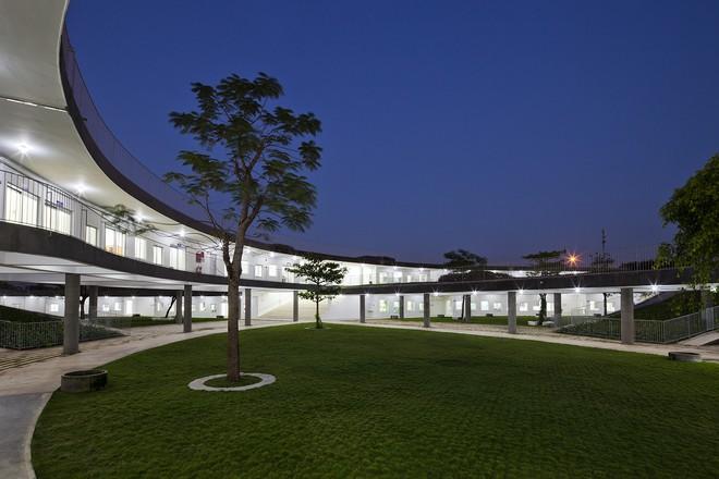 Cận cảnh ngôi trường mầm non ở Đồng Nai được xếp hạng đẹp nhất thế giới - Ảnh 4.