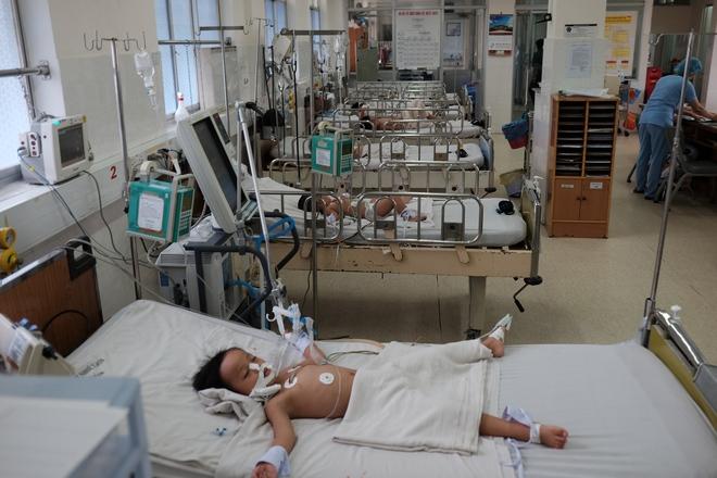 TP.HCM: Có thêm 50 giường điều trị cho bệnh nhi mắc sốt xuất huyết - Ảnh 2.