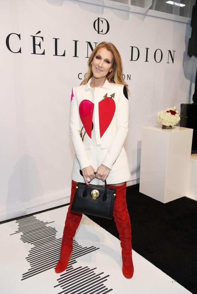 Cận kề tuổi 50 Diva Céline Dion mới lột xác phong cách khiến giới mộ điệu toàn cầu kiêng nể - Ảnh 6.