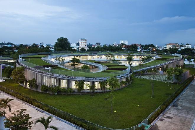 Cận cảnh ngôi trường mầm non ở Đồng Nai được xếp hạng đẹp nhất thế giới - Ảnh 3.