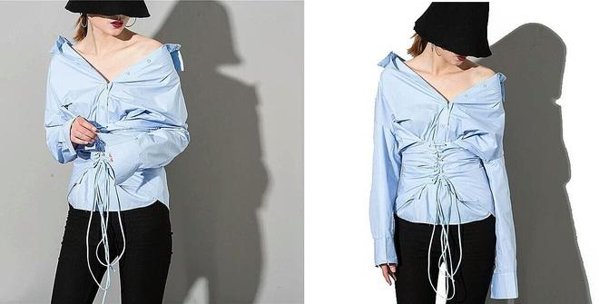 Áo liền corset – mẫu áo mới mà nàng nào mặc vào cũng eo thon tức thì - Ảnh 22.