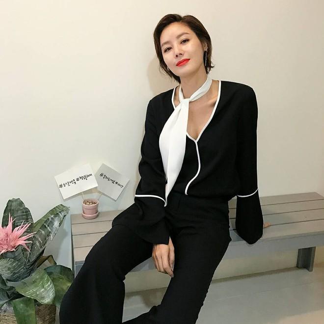 4 người đẹp không tuổi xứ Hàn: người trẻ trung như thuở còn teen, người lại nhạt nhòa thiếu điểm nhấn - Ảnh 20.