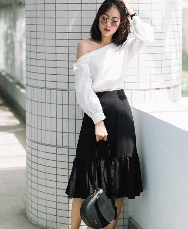 Nàng điệu đà đừng bỏ qua những mẫu chân váy giá dưới 500 ngàn đến từ các thương hiệu Việt này nhé! - Ảnh 10.