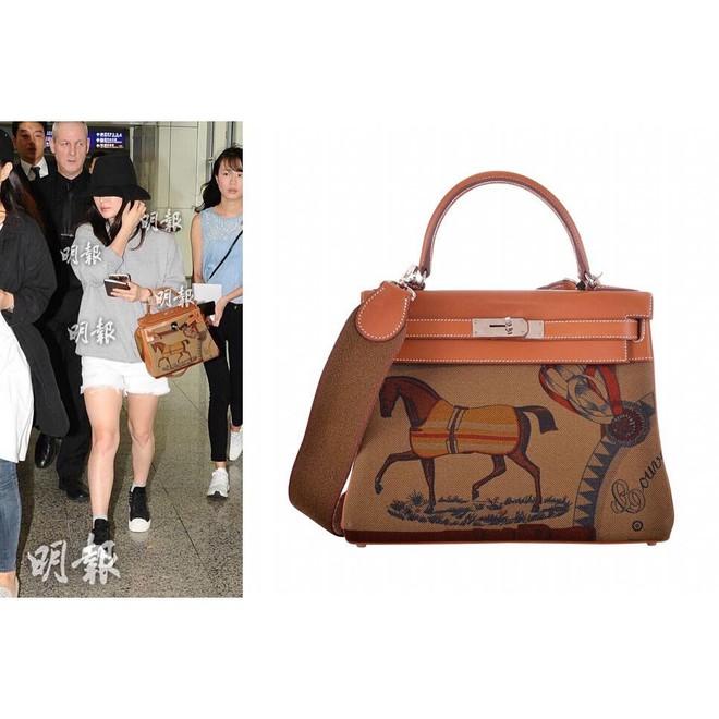Diện đồ đơn giản, nhưng hoá ra Song Hye Kyo lại sở hữu BST túi Hermes tiền tỉ khiến nhiều người ghen tị  - Ảnh 3.