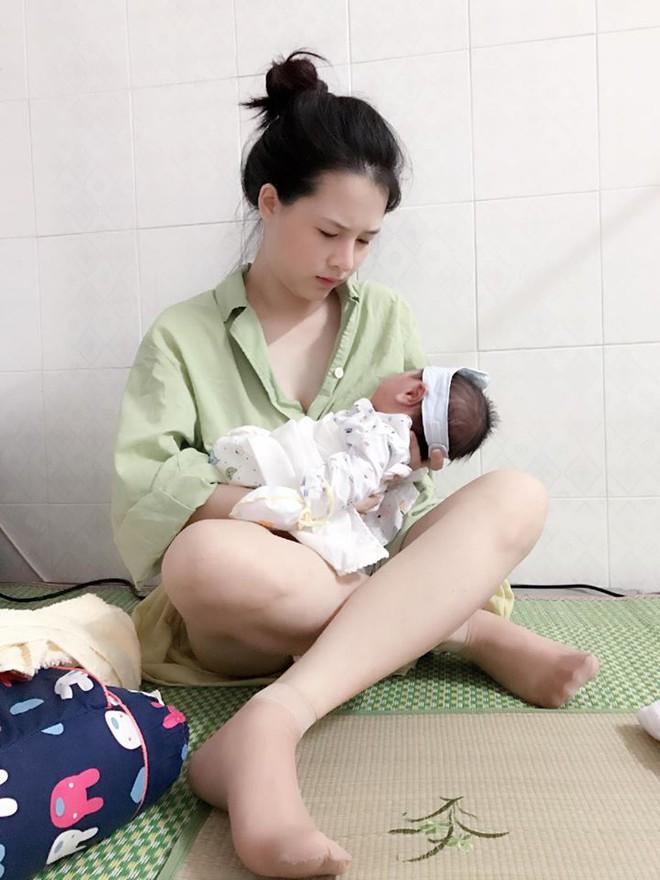 Ông bố soái ca nằm vùng bệnh viện, kể mọi nỗi cực khổ của phụ nữ khi sinh nở - Ảnh 4.