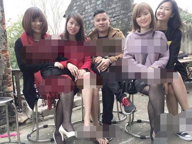 Hớn hở nhờ dân mạng chỉnh ảnh đang lên sàn cùng 4 cô gái gợi cảm, anh chàng này lại ngậm đắng vì bị troll - Ảnh 13.