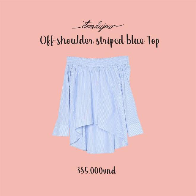 Xanh baby và những gợi ý váy áo vừa rẻ vừa đẹp đến từ các thương hiệu Việt - Ảnh 6.