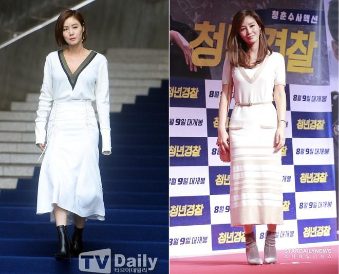 4 người đẹp không tuổi xứ Hàn: người trẻ trung như thuở còn teen, người lại nhạt nhòa thiếu điểm nhấn - Ảnh 21.