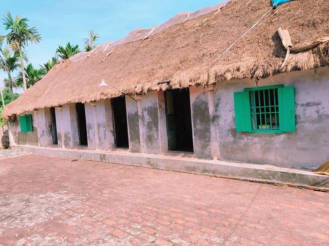 Đây là ngôi nhà của anh người yêu ngoài Bắc mà cô gái miền Nam lần đầu tiên được nhìn thấy.
