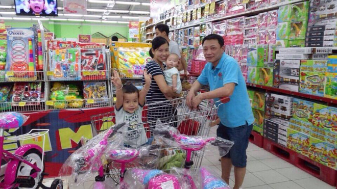 Tâm sự chi tiêu của mẹ bỉm ở nhà chăm hai con, chồng đưa 4 triệu/tháng, mức tiêu mỗi ngày không quá 70k - Ảnh 4.