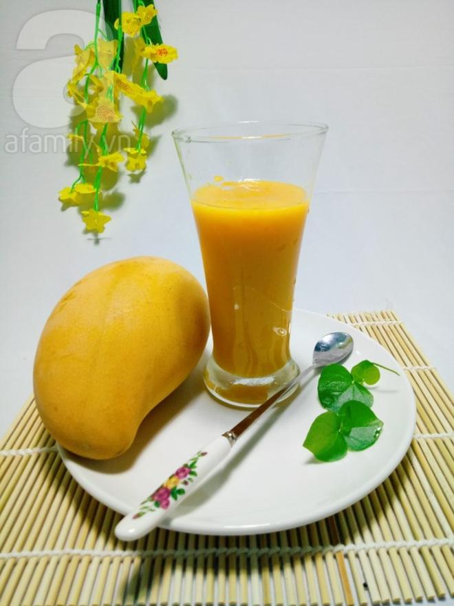 5 loại nước ép trái cây thơm ngon, bổ dưỡng ngày hè không thể bỏ qua - Ảnh 2.