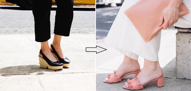 5 kiểu giày già nua và giải pháp thay thế để không biến bạn từ con dâu thành mẹ chồng - Ảnh 1.