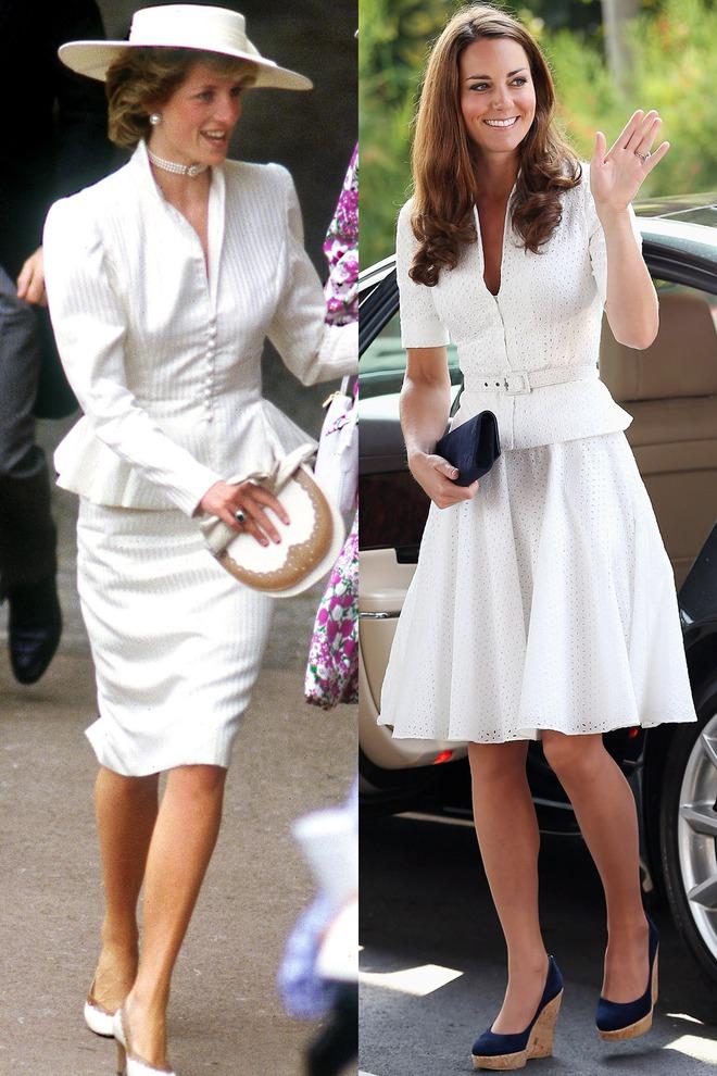 Hoá ra phong cách thanh lịch của Kate Middleton là học lỏm từ người khác  - Ảnh 14.