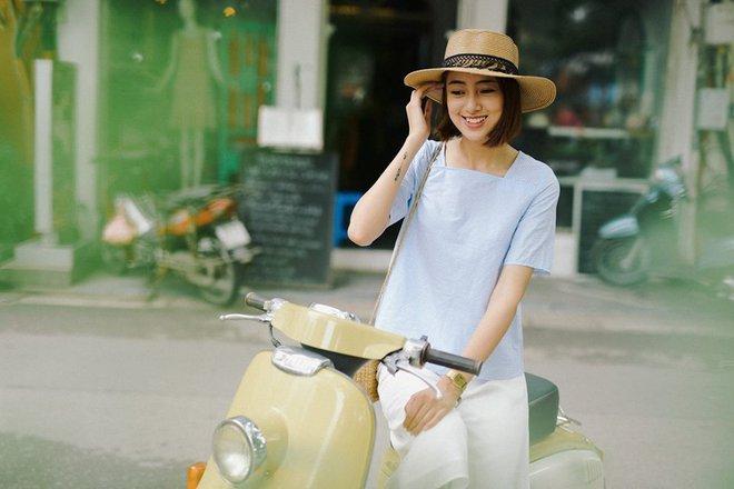 Xanh baby và những gợi ý váy áo vừa rẻ vừa đẹp đến từ các thương hiệu Việt - Ảnh 4.