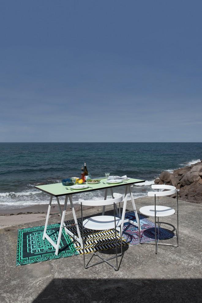 Căn nhà ven biển của chàng trai độc thân chỉ 12m² nhưng đã nhìn là mê tít bởi quá đẹp và tiện nghi - Ảnh 9.