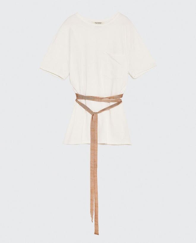 Có thể bạn chưa biết Zara hiện đang sở hữu những chiếc áo phông chất nhất quả đất - Ảnh 12.