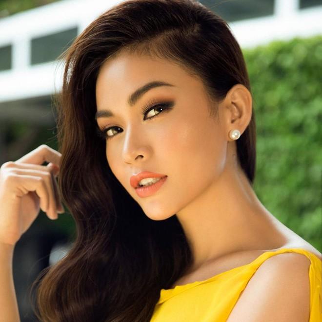 So bì nhan sắc - vóc dáng của 5 thí sinh hot nhất Hoa hậu Hoàn Vũ Việt Nam 2017 - Ảnh 11.