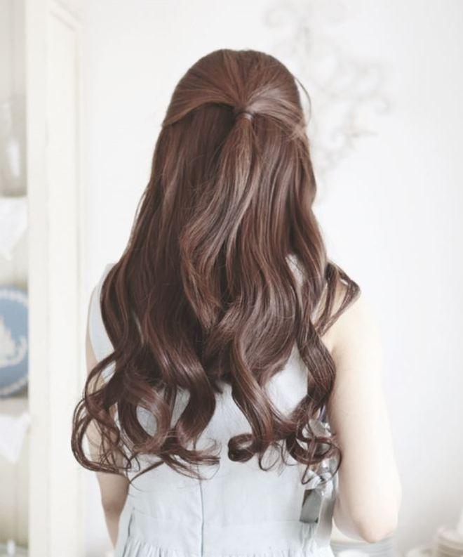 Làm điệu với kiểu tóc siêu xinh cho ngày 20/10 mà nàng tóc ngắn hay dài đều có thể diện ngon ơ - Ảnh 3.