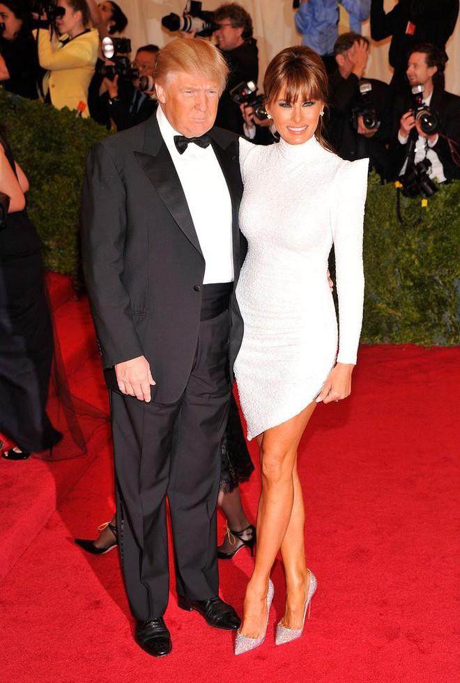 Liệu ai có tò mò về phong cách của Melania Trump khi chưa trở thành Đệ nhất phu nhân Mỹ - Ảnh 2.