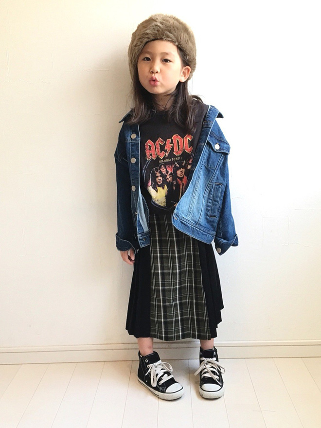 3 nhóc tì Nhật Bản chuyên mặc đồ y chang người lớn nhưng nhìn vẫn cực đáng yêu - Ảnh 18.