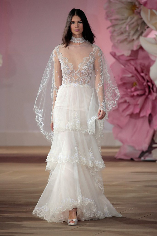 Nếu cưới năm nay, nhất định bạn phải chọn kiểu áo cưới này! - Ảnh 7.