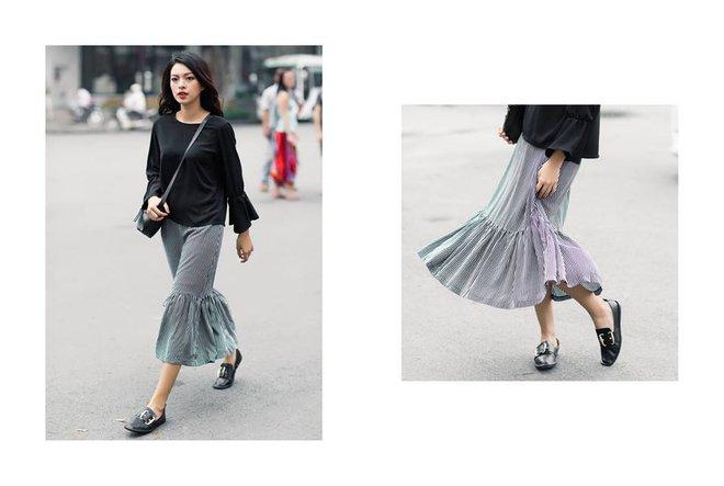 Nàng điệu đà đừng bỏ qua những mẫu chân váy giá dưới 500 ngàn đến từ các thương hiệu Việt này nhé! - Ảnh 8.