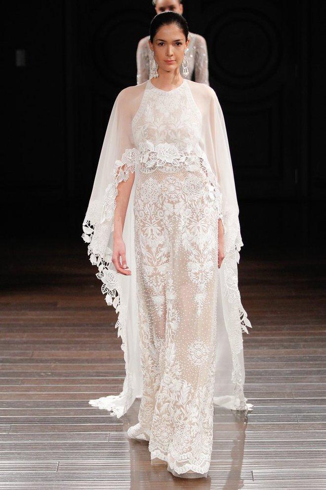 Nếu cưới năm nay, nhất định bạn phải chọn kiểu áo cưới này! - Ảnh 9.